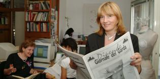 Desenzano 1 aprile 1993: RADUNO D'APRILE per presentare il numero zero di Dipende