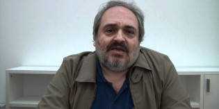 Desenzano:  Luca Doninelli. QUESTA E' LA STORIA DI UNO DI NOI ANCHE LUI NATO PER CASO IN…