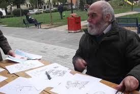 vignettista Beppe Battaglia