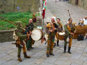 rustico medioevo Errabundi Musici