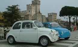 SIRMIONE (Bs) 10 OTTOBRE: RADUNO 500 FIAT