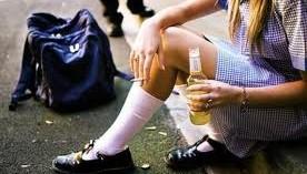 l'alcol uccide come ogni altra droga
