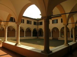 chiostro museo rambotti