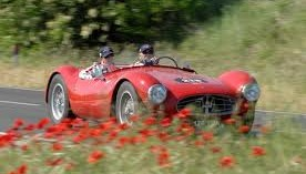 """La """"500 Miglia Touring"""" passa anche dal Lago di Garda"""