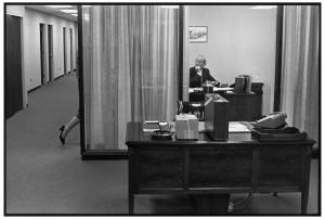 USA. New York City. Manhattan. Bankers Trust. 1960.