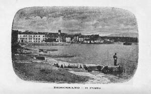 Il porto - Desenzano antica SOLITRO