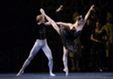 Irina Dvorovenko e Maxim Beloserkovsky nel Cigno nero_photo Gene Schiavone