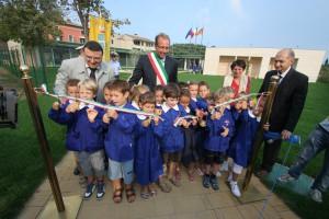 Calmasino. Inaugurata scuola primaria 1