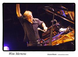 Wim Mertens19 september 2005AB Brussel