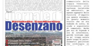 DIPENDE NEWS: NASCE IL GIORNALE DI DESENZANO