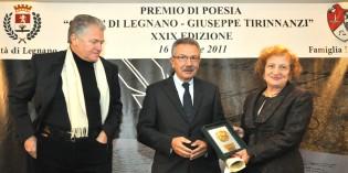 "Poeti gardesani protagonisti al premio ""Legnano – G. Tirinnanzi"" 2011"