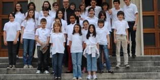 Carminis Cantores a Puegnago del Garda (Bs): LA MUSICA COME LA FORESTA
