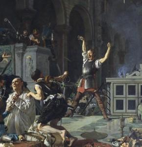 R. Venturi, Fanfulla al sacco di Roma