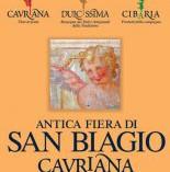 Cavriana (Mn) 5 febbraio 2012: ANTICA FIERA DI SAN BIAGIO