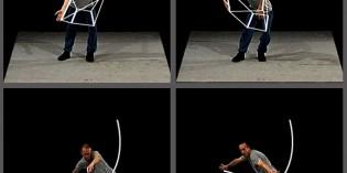 2012, Brescia: WILLIAM FORSYTHE – VIDEOINSTALLAZIONI