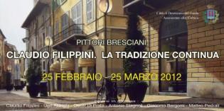 2012, Desenzano del Garda (Bs):  PITTORI BRESCIANI