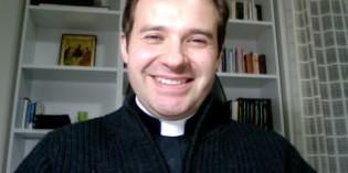 """Liturgia creativa"": intervista a Don Riccardo Pane"