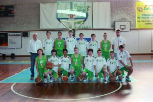 Foto Squadra Basket AS Valtenesi 1cl