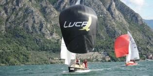 Trofeo Avesani di Brenzone 2012 <br>nei Protagonist vince per la terza volta Luca