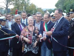 Bardolino. Inaugurazione Festa dell'Uva