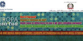 CONCORSO L'EUROPA E' CASA TUA