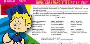 Verona: AL MUSEO PER MERENDA
