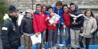 Riva del Garda (Tn): SUCCESSO DI SQUADRA PER I GIOVANI DELLA FRAGLIA