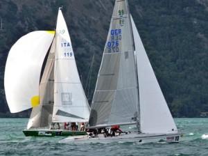 Trofeo Bianchi sul lago di Garda - ph. CVG