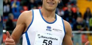 Ancona – Assoluti indoor di atletica leggera: RECORD PER MARCEL LAMONT, TEXANO DESENZANESE
