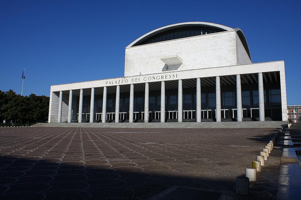 Rovereto tn dal 22 giugno all 8 settembre il mart - Architetto palazzo congressi roma ...