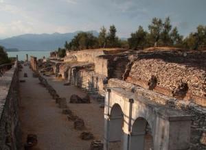 Grotte Catullo-Mythos