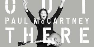 Verona-25 giugno 2013: Unica data italiana di Paul McCartney all'Arena di Verona