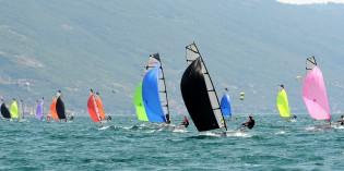Campione del Garda (Bs): ALLA BASE DI UNIVELA IL CAMPIONATO EUROPEO D-ONE