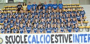 Limone sul Garda (Bs): SCUOLA CALCIO ESTIVA – INTER 2013
