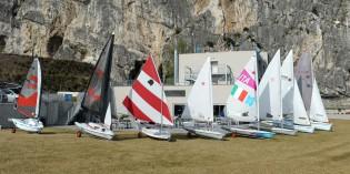 Campione sul Garda (Bs): 260 LASER IN REGATA A CAMPIONE DEL GARDA
