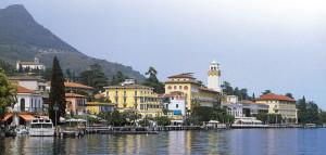 Gardone riviera Vista lago - blog