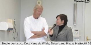 DENTI PULITI = DENTI SANI <br>a cura del dott.Hans de Wilde
