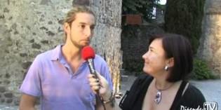 GIOVANNI BAGLIONI a CASTELLARO LAGUSELLO