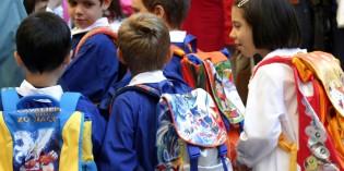 FERDINANDO CAMON a scuola
