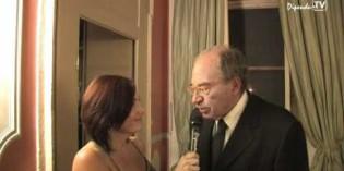 Senatore ALFREDO MANTICA E LA CROCE ROSSA