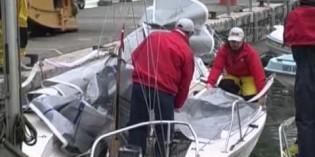 """Bruno Fezzardi con """"30 nodi"""" <br>vince il Campionato Italiano Dolphin 81 del 2013"""