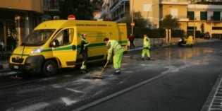 INCIDENTI STRADALI IN ITALIA:<br> una APP come supporto post incidente