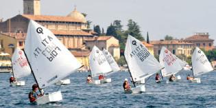 """La """"Sail Parade"""" ha chiuso la stagione 2013 della vela giovanile della 14a Zona di Federvela."""