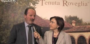 Vinitaly 2013<br>Paolo Fabiani: Tenuta Roveglia