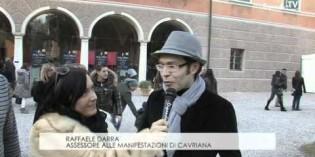 CAVRIANA, FESTA DI S BIAGIO 2011,<br>BENHUR TONDINI E RAFFAELE DARRA