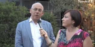 Mauro Parolini e i finanziamenti della regione<br>Lombardia per il Garda 2013