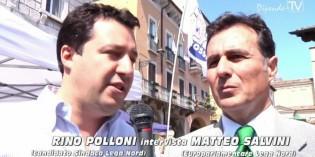 Rino Polloni intervista Matteo Salvini – maggio 2012
