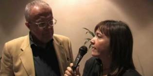 Alberto Bucci intervistato da dipende.tv<br>alla presentazione del progetto New Best basket