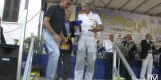 CENTOMIGLIA 2010, LUCA VALERIO