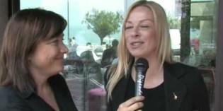 """Monica Rizzi intervistata da Dipende.Tv: """"Forza Brescia"""""""